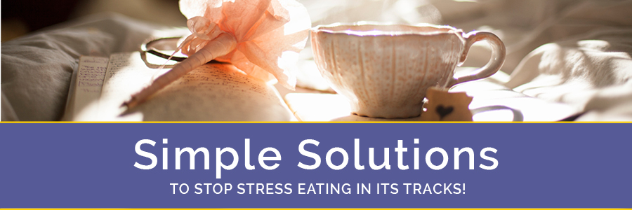 Stress Less Eat Less with Bonnie Giller