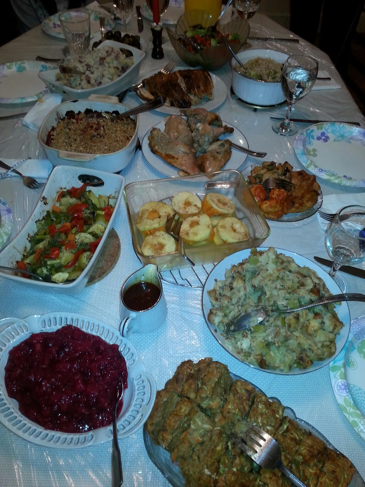 Food and celebrations lessons learned diet free radiant me for Table snack cuisine