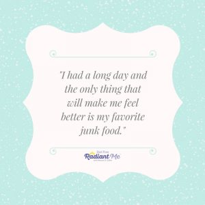 Emotional eating quote