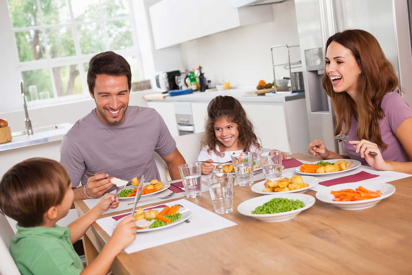 Intuitive Eating for Parents